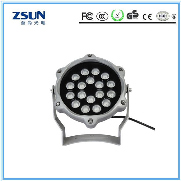 Outdoor LED Flood Light 20W Fixture COB Chip Ce Approved High Brightness