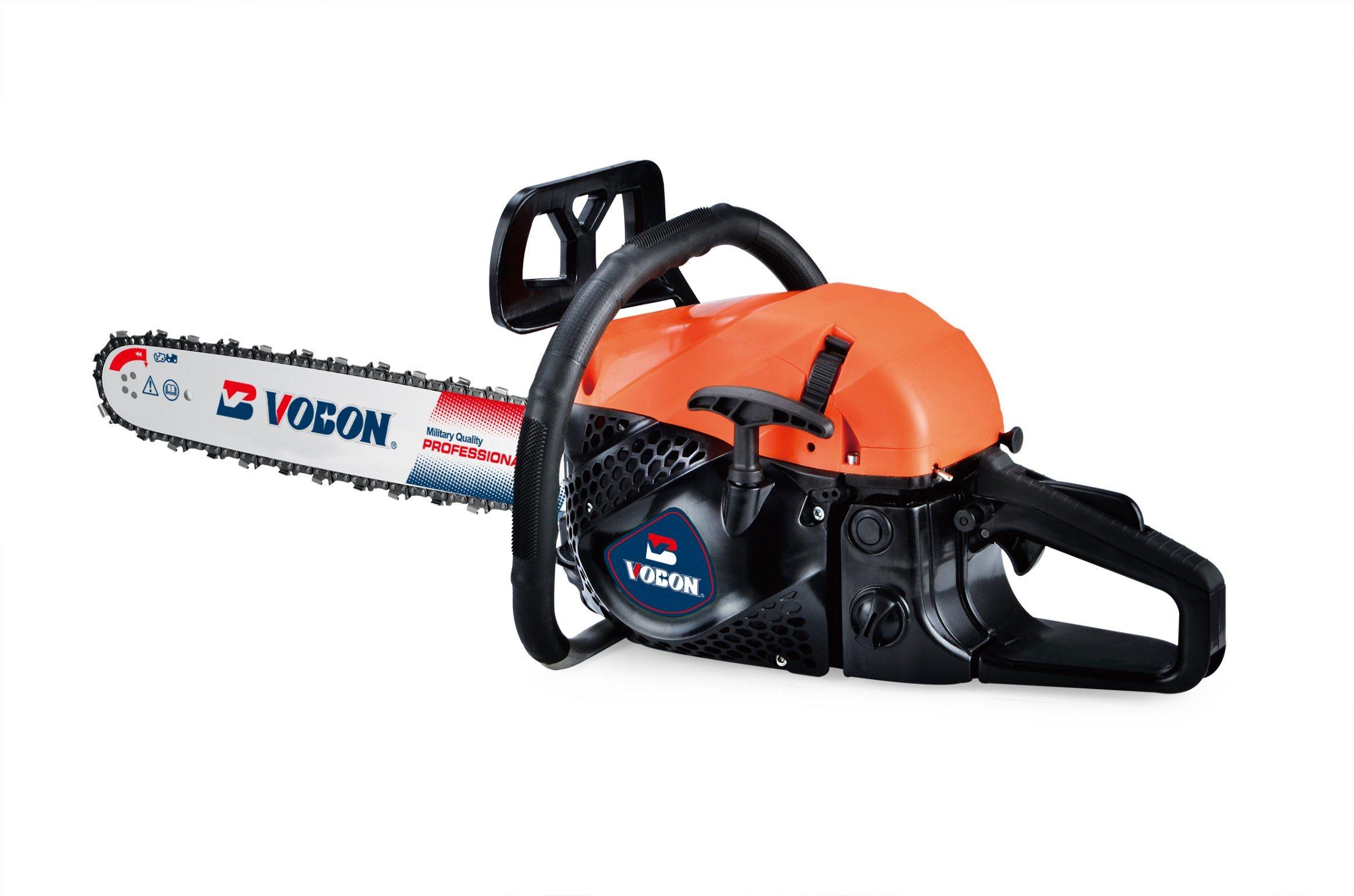 52cc Chain Saw Professional Gasoline Chain Saw