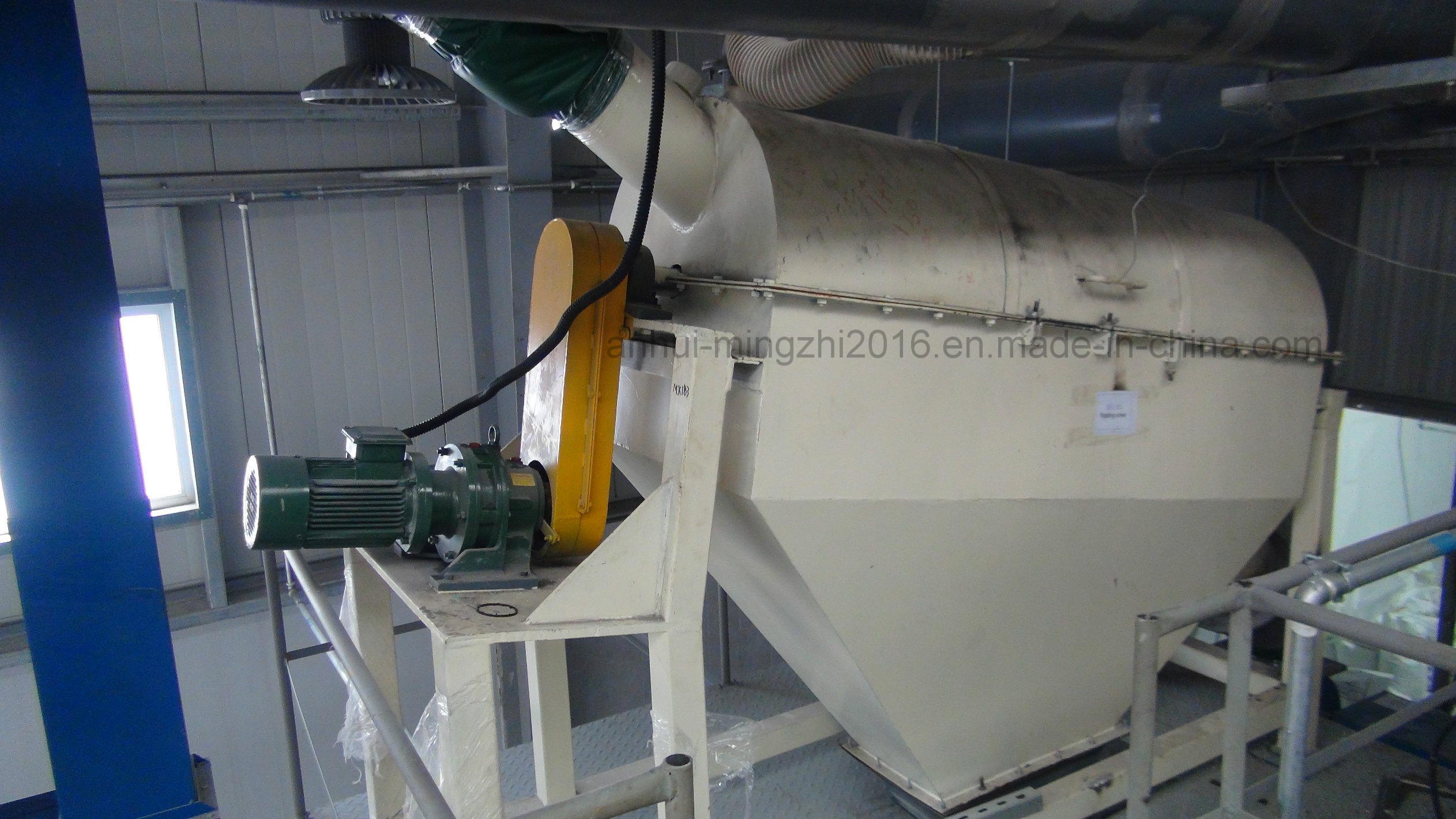 Turnkey Project of Non-Tower Process Detergent Powder Production Line