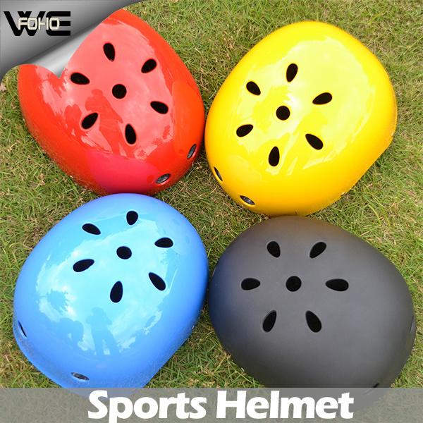 Children Yellow Moped Protective DOT Multi-Sport Bike Helmet