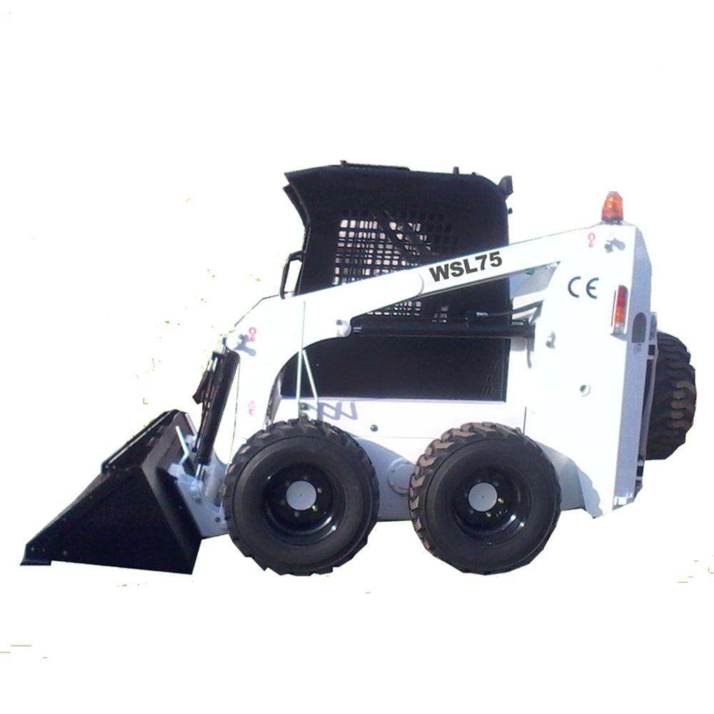 Wheel Skid Steer Loader 750kg (WSL75)