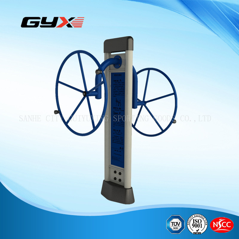 Arm Wheels for Exercising Arm and Waist for Outdoor Fitness Equipment