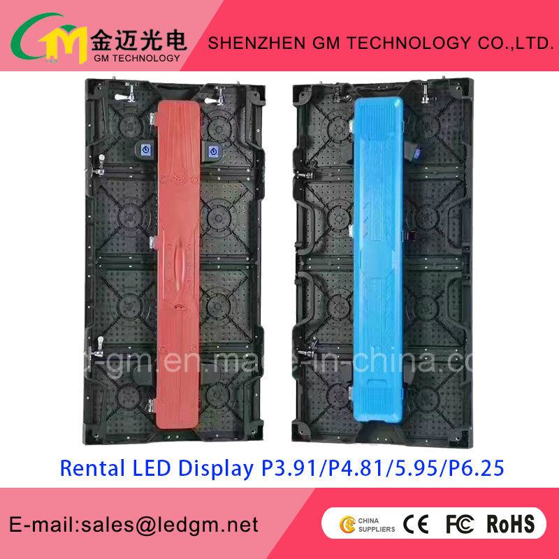 Super Quality HD P3.91 Indoor LED Video Wall
