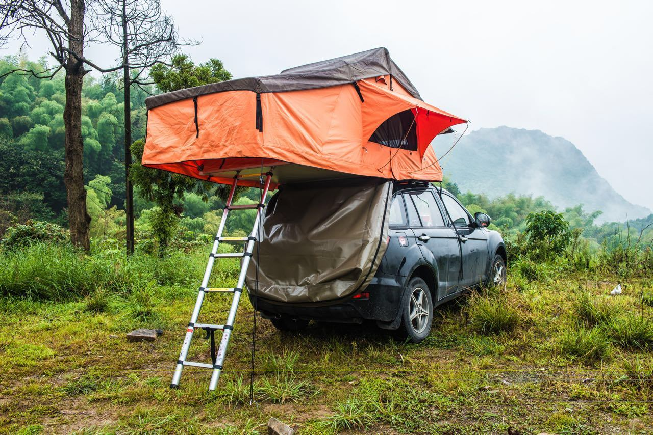 Little Rock Newest Roof Top Tent Foldable Tent for Camping