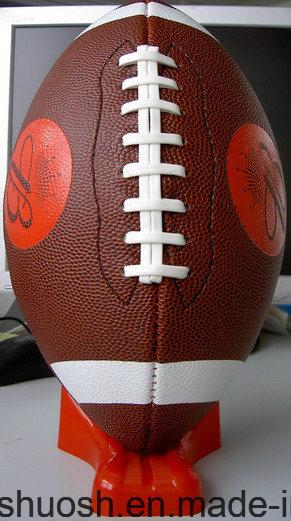 1# PVC Machine Stitching American Football
