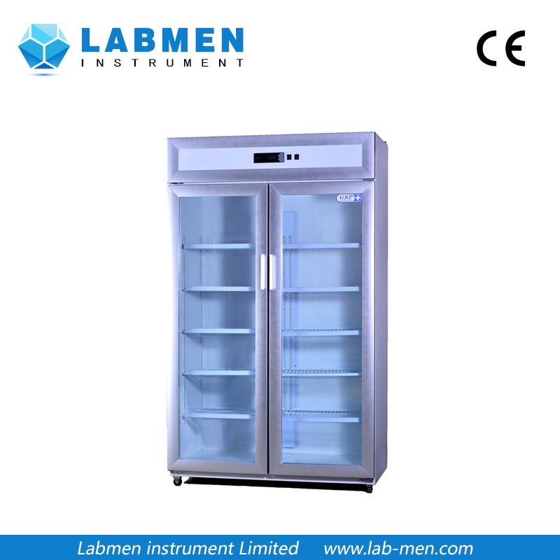 4° C Blood Bank Refrigerator
