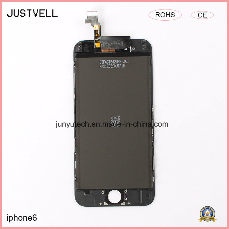Mobile Phone LCD Display for iPhone 6g Touch Screen