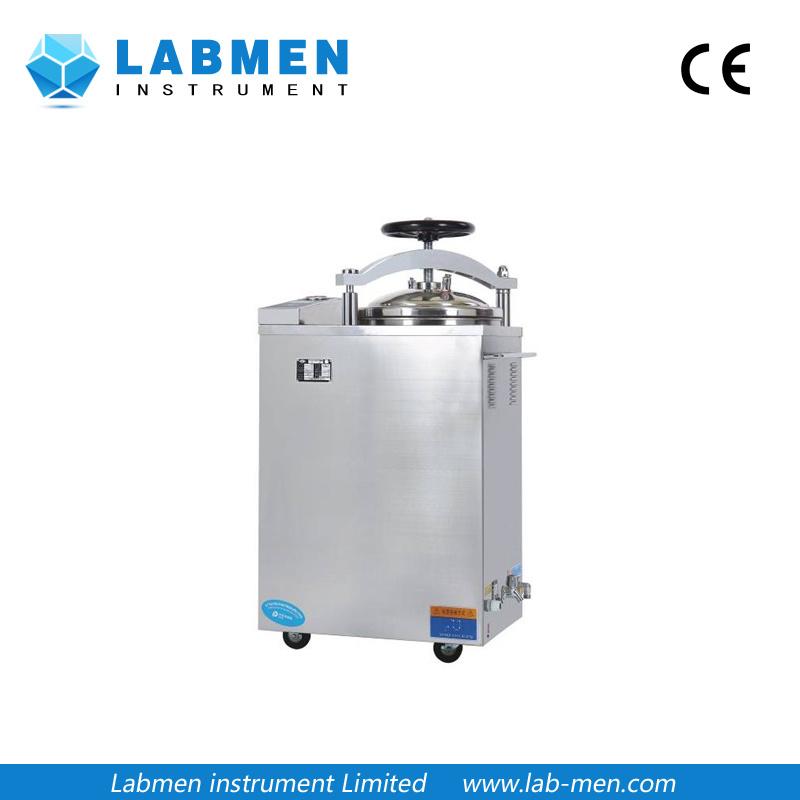 Portable Pressure Steam Sterilizer (Automatic microcomputer type)