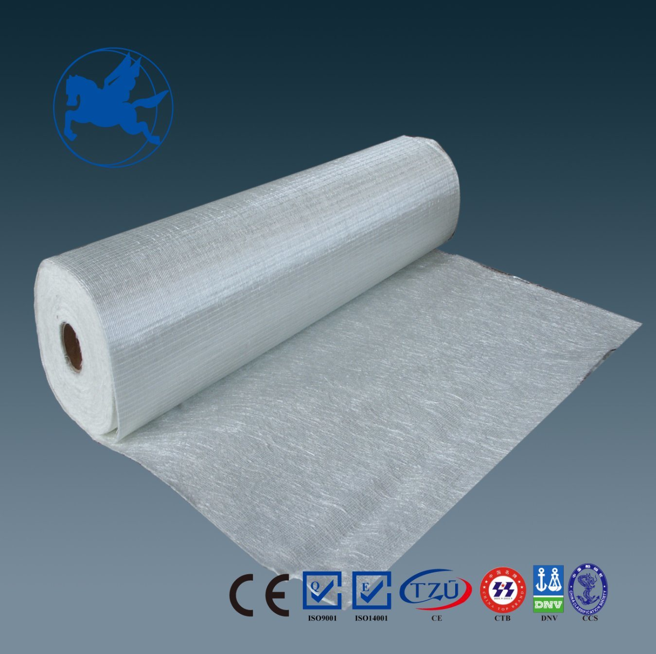 Fiber Glass Stitched Mat for Pultrusion --ENC300