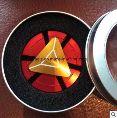 American Iron Man Torqbar Hand Spinner King Kong Fidget Spinner