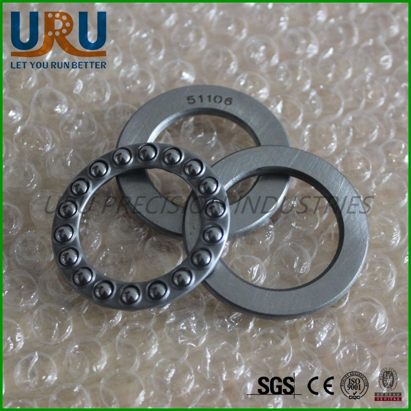 Miniature Stainless Steel Plane Thrust Ball Bearing F2-6 F2-6m Sf2-6