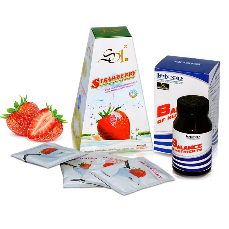 150g Milk Shake Powder for Weight Loss