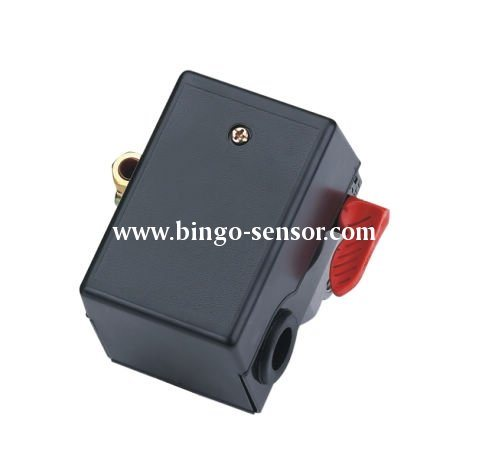 New Air Compressor Switch to Control Air Pressure