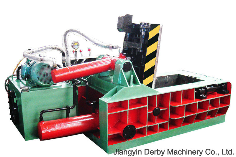 Hydraulic Scrap Metal Baler-- (YDF-100A)