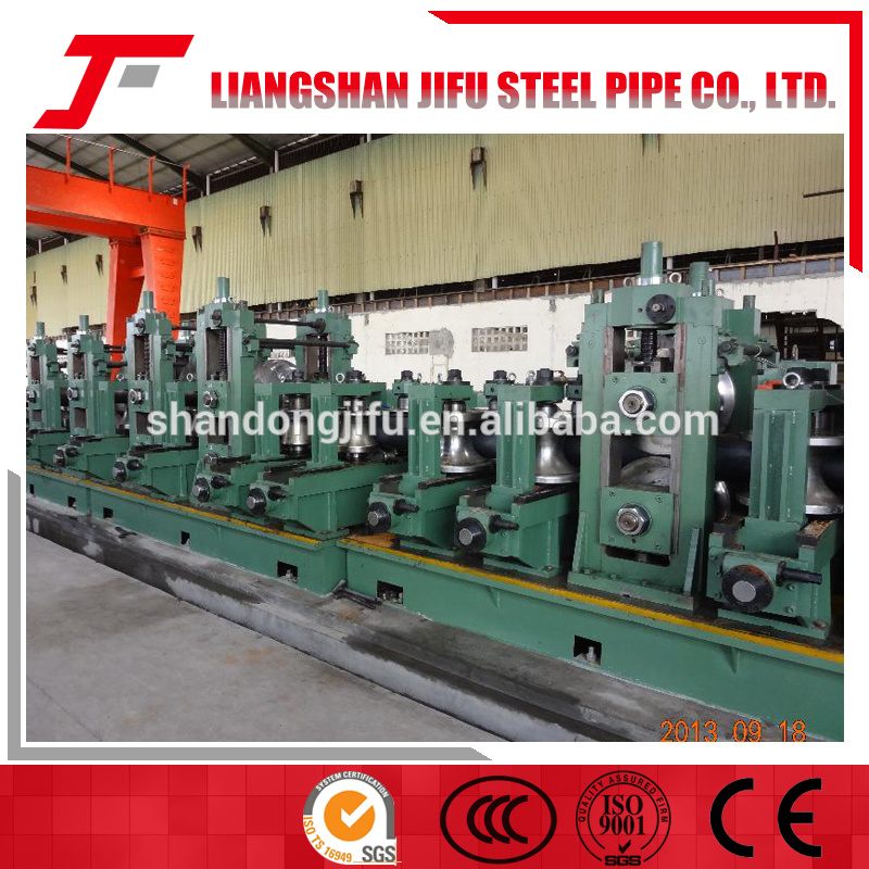 Carbon Steel Tube Making Machine