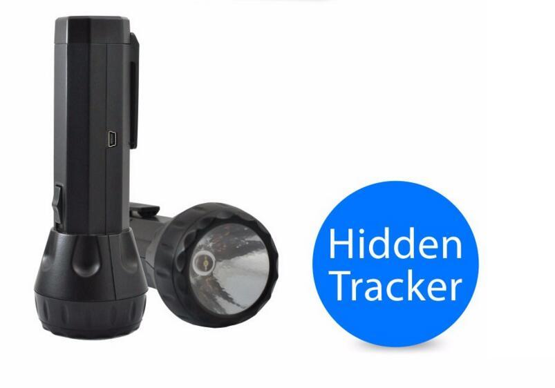 Personal GPS Tracker Common LED Torch Light Design Tracking Device T10 Tracker