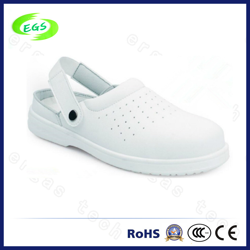 White ESD Antistatic Casual Safety Shoes (EGS-SF-0007)