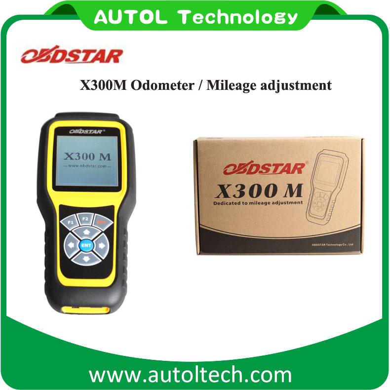 Odometer Correction Tool Obdstar X300m
