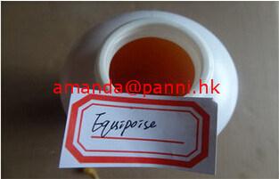 Light Yellow Ganabol Content Equipoise Boldenone Undecylenate Liquid