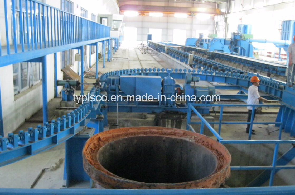 S-Type Guide Pipe in Hot Rolling Mill