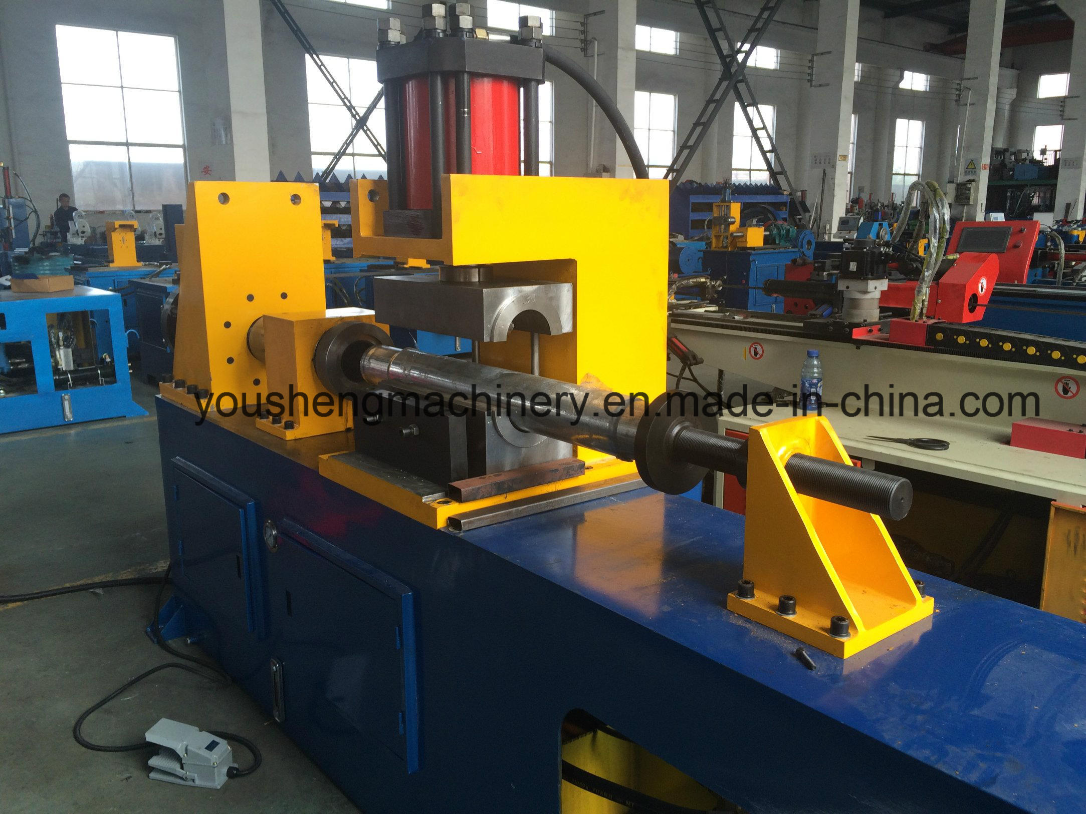 Sg-120 Pipe End Forming Machine for 120mm Tube