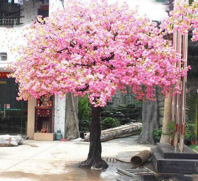 Wedding Decorative Artificial Cherry/Sakura Flower Blossom Tree