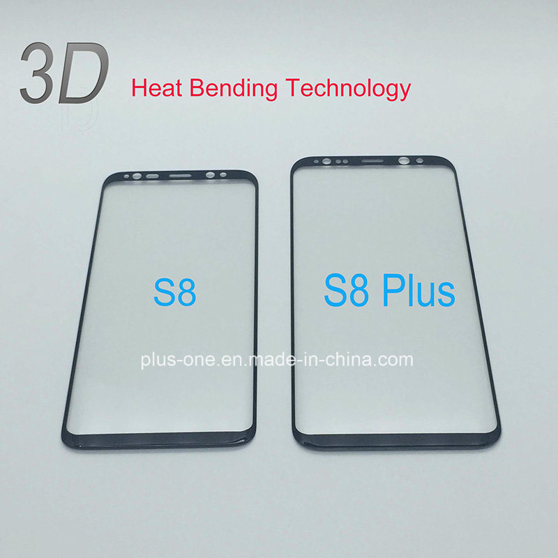 Full Coverage 3D Tempered Glass Screen Protector for Samsung Galaxy S8/ S8 Plus