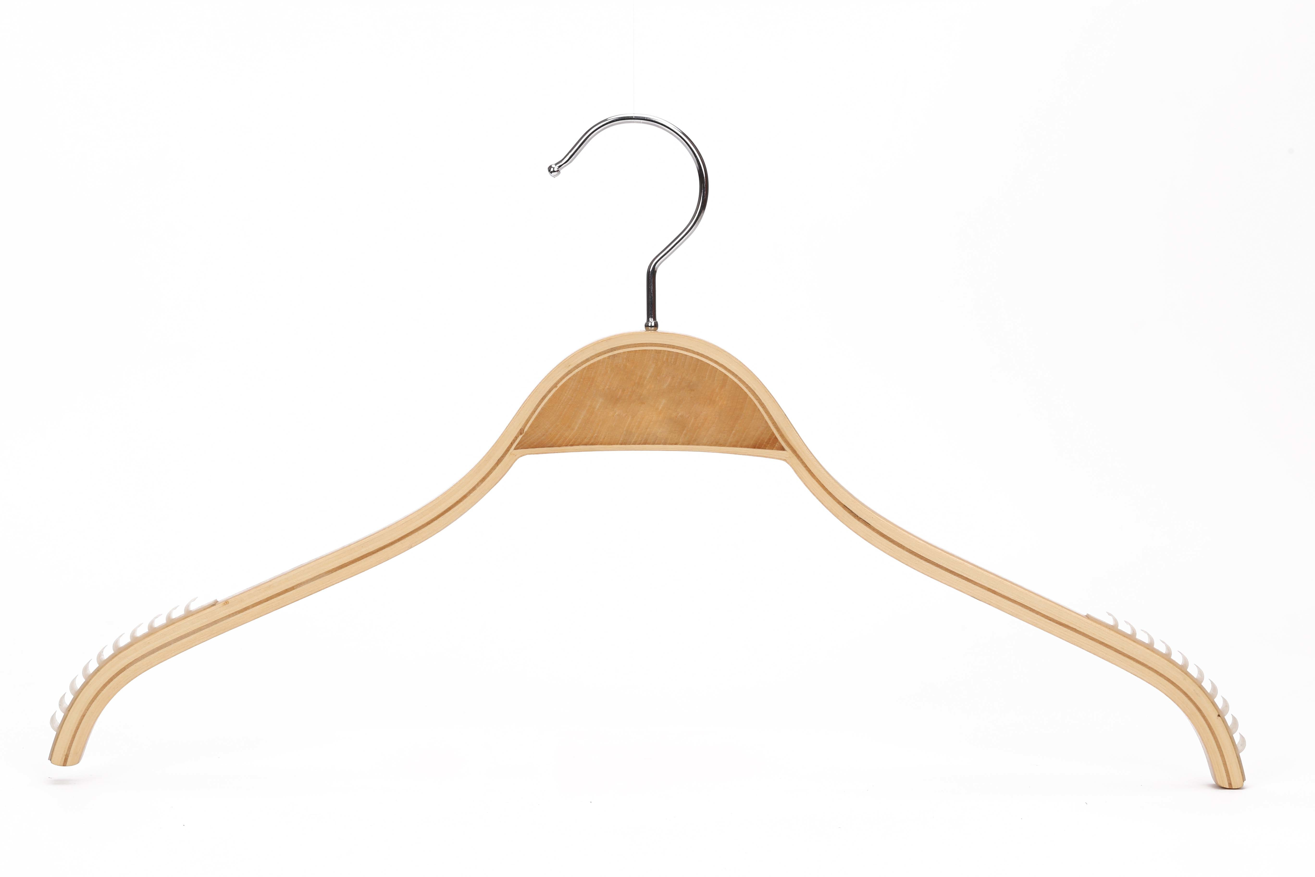 Natural Newest Laminated Plywood Hanger