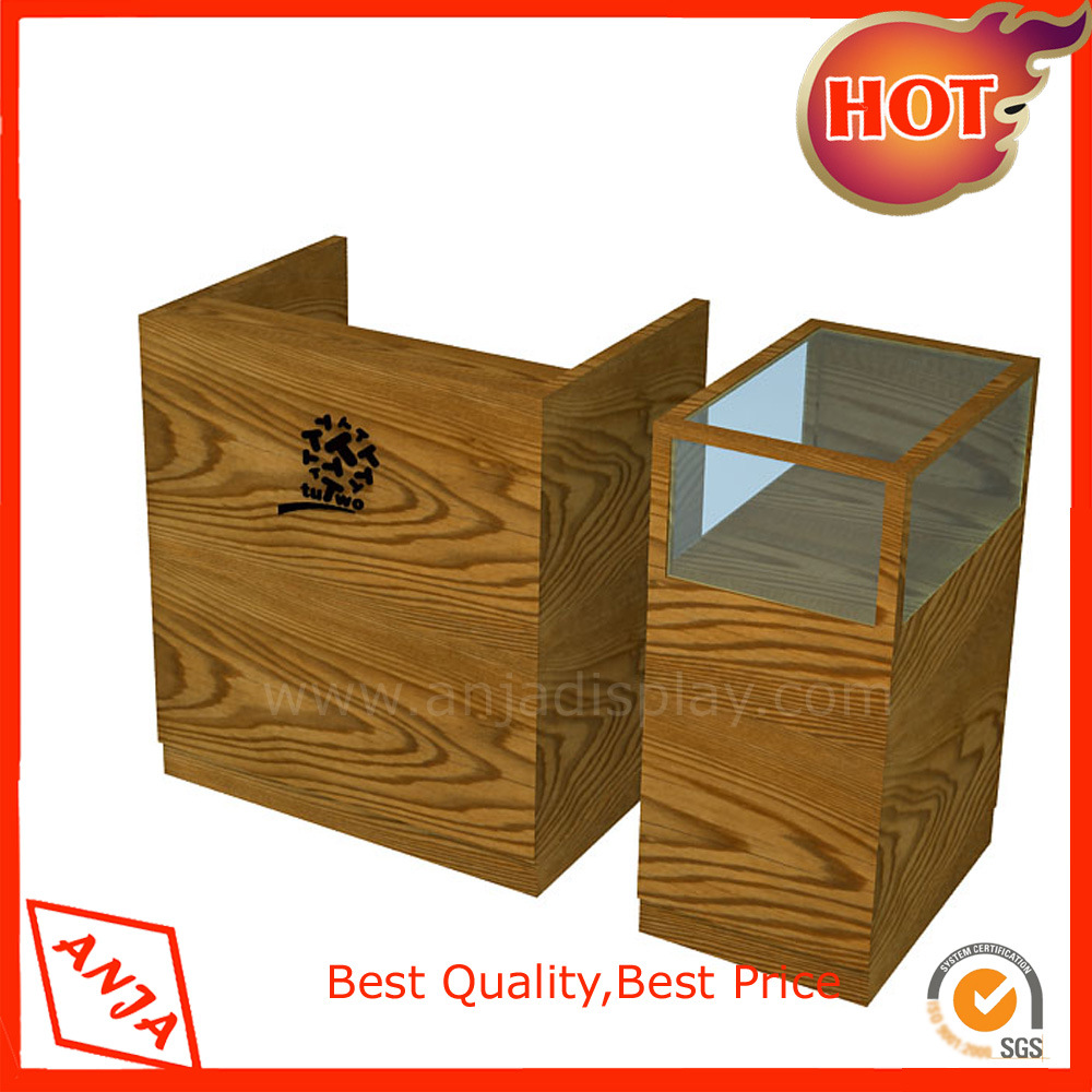 Wooden Desktop Counter Display Counters for Shops