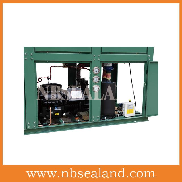 Bitzer V Type Condensing Unit