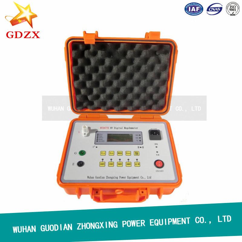 High Voltage Insulation Resistance Tester 10kV
