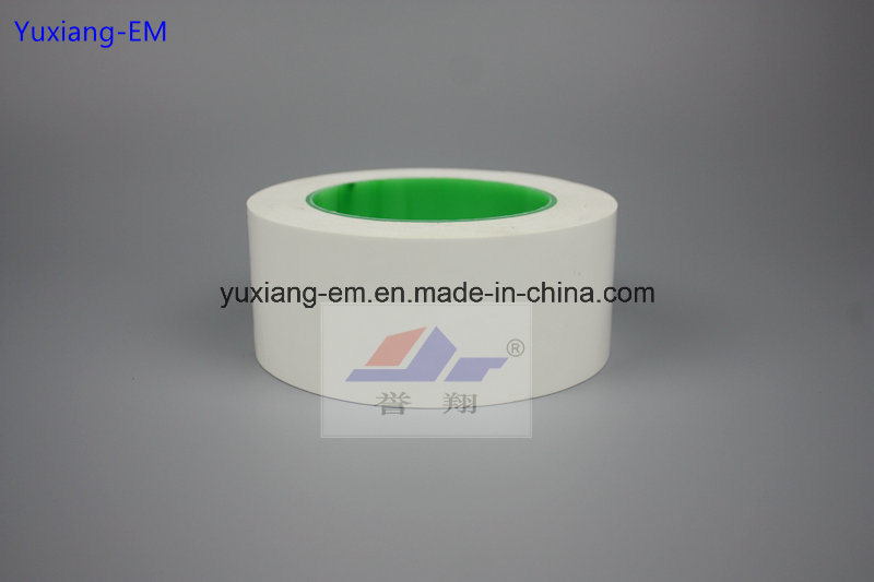 Polyester Film Electrical Insulation Adhesive Tape (White)