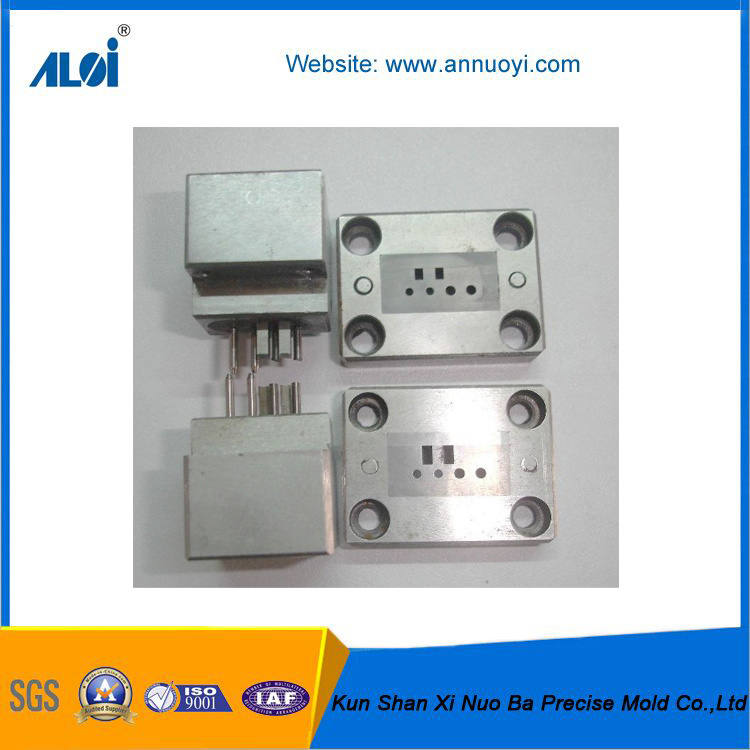 CNC Machined Turning Parts Mold Part (MQ074)
