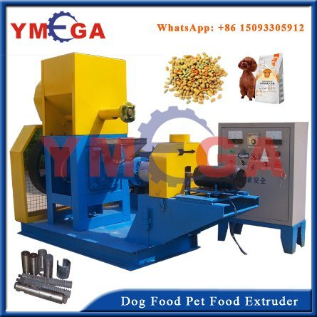 Good Price of Different Models Animal Feed Dog Food Extruaion Machine
