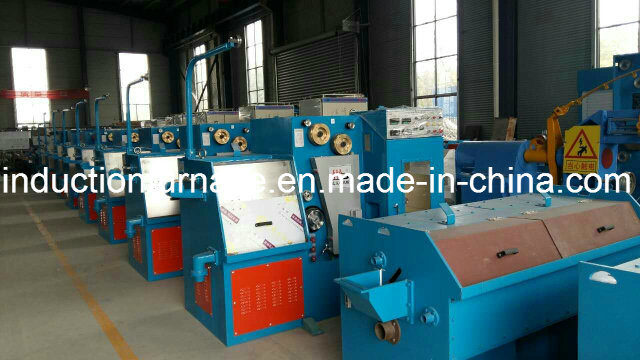 Straight Line Low/Mild Carbon/Stainless Steel Wire Drawing Machine Manufacturer