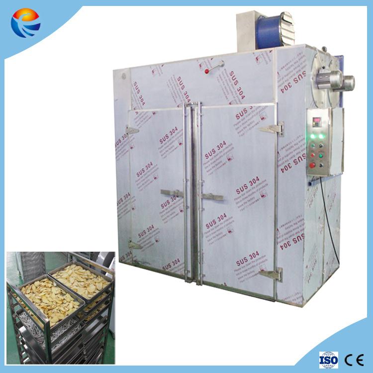 Industrial Hot Air Stainless Steel Food Vegetable Fruit Drying Machine