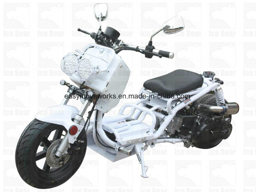 Zoomer High Configuration Motorcycle 50cc 4strokes Elec Kick Start Disc