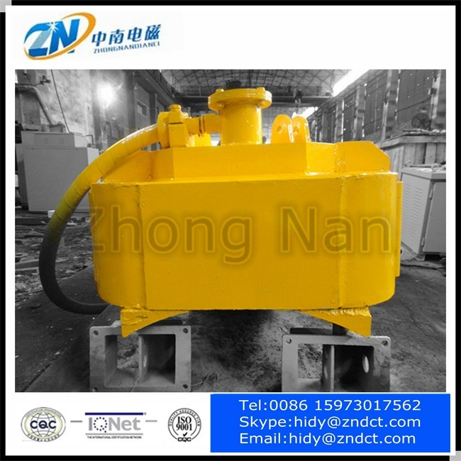 Rectangular Lifting Electromagnet for Lifting Wire Rod Coil MW19