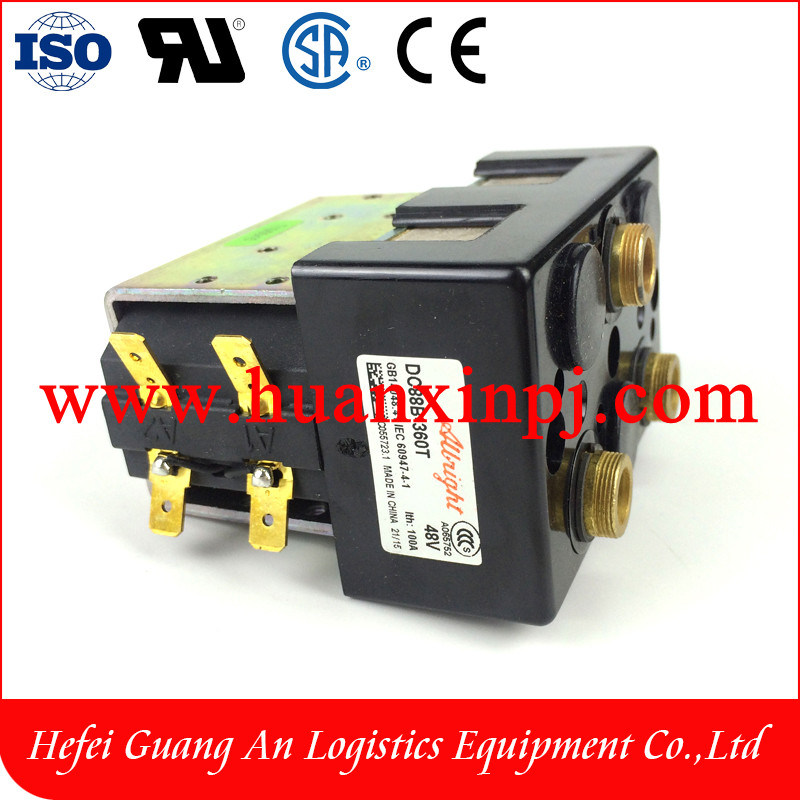 High Quality 48V Albright Magnetic Contactor DC88b-360t
