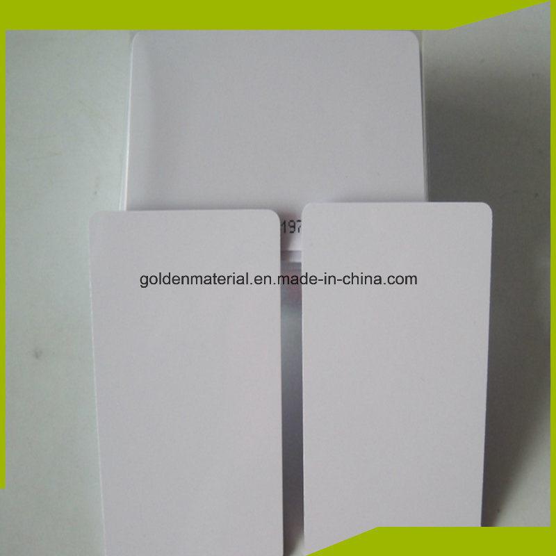 ISO Standard PVC Sheet Bank Plastic Smart Card