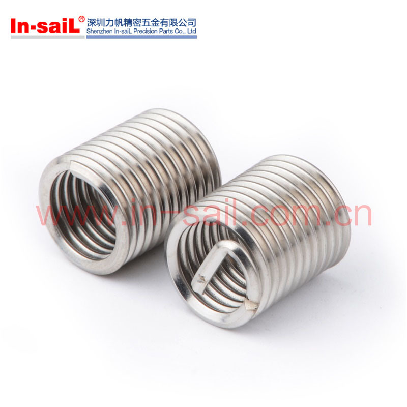 Shenzhen in-Sail Tooling & Components M5 Wire Screw Thread Inserts for Metal