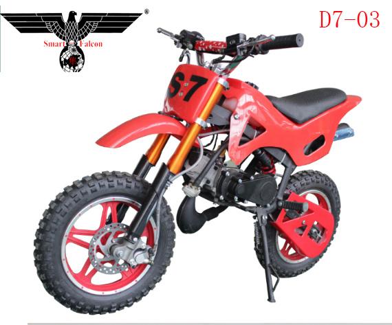 D7-03 49cc Kid′s Dirt Bike Motorcycle