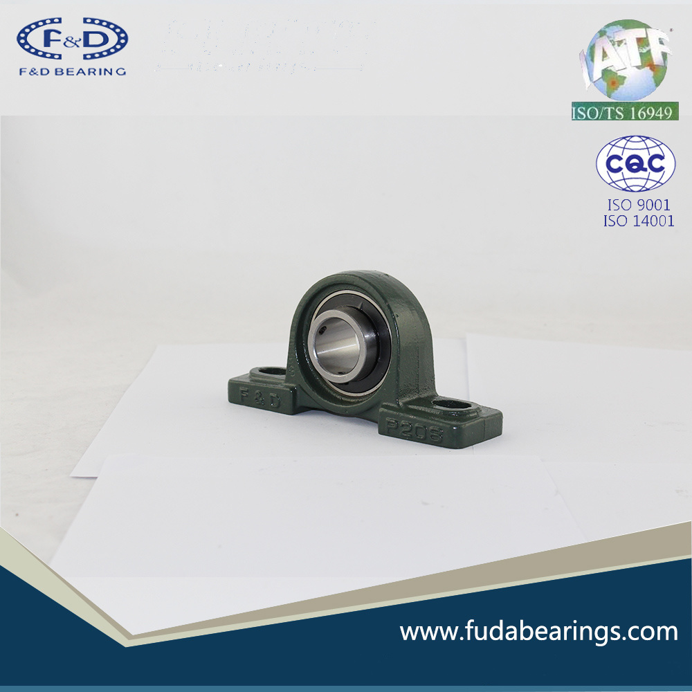 Chrome Steel UCP206 Bearing Pillow Block Bearing
