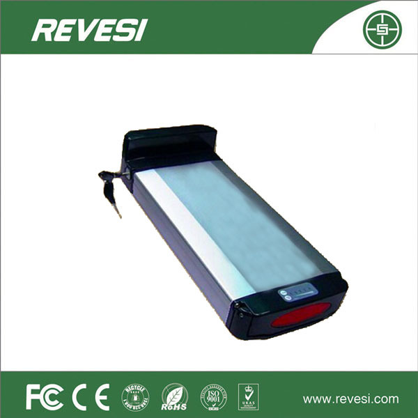 Hot Sell 36V 10ah Lithium Rechargeable Ebike Battery Pack for Electric Bicycle