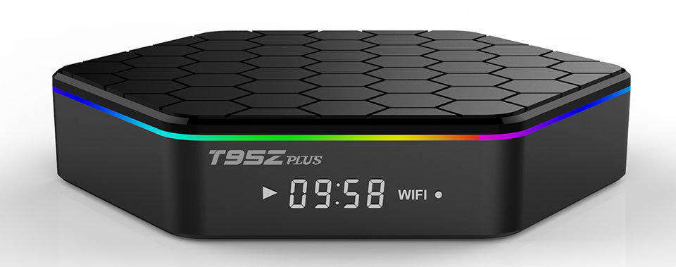 Custom Made Streaming Android TV Box S912 Octa Core T95zplus 2GB/16GB