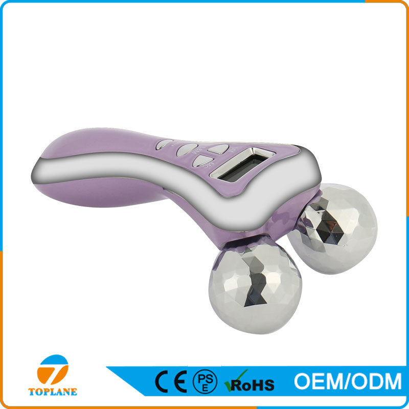 360 Rotate Thin Face Full Body Shape Massager Lifting Wrinkle Remover Facial Massage Relaxation Tool