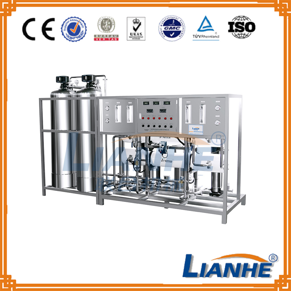 Industrial Pure Water Treatment Plant Cosmetic Procuct Machine