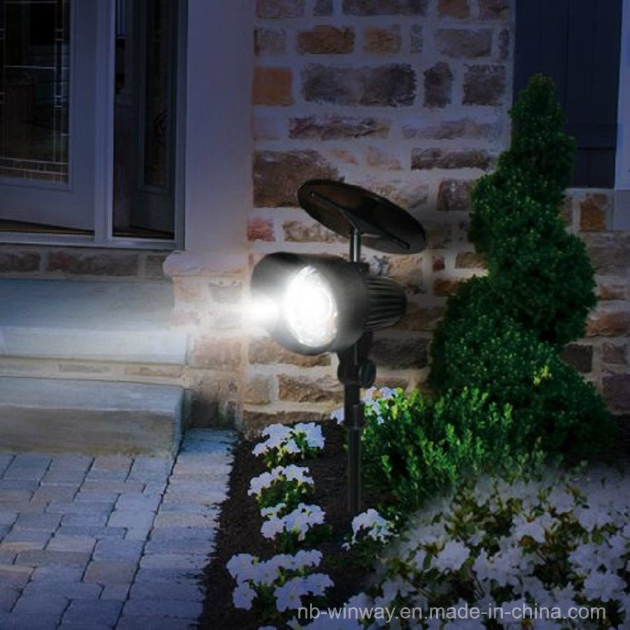 12LED Solar Motion Wall Spotlights
