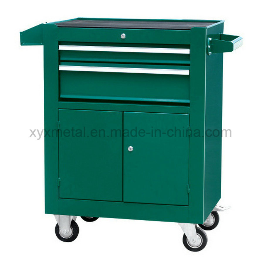 Heavy Duty Steel Drawers Roll Tools Cabinet Cart