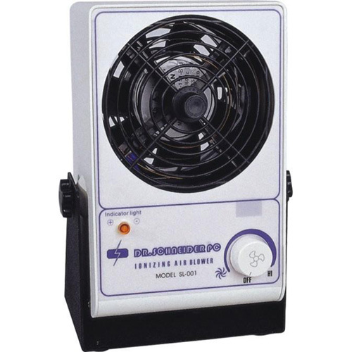 Industrial Static Control Ionizing Air Blower